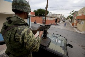 En Matamoros se han registrado otros casos de muertes de civiles en enfrentamientos entre integrantes del crimen organizado y autoridades. Foto: AP