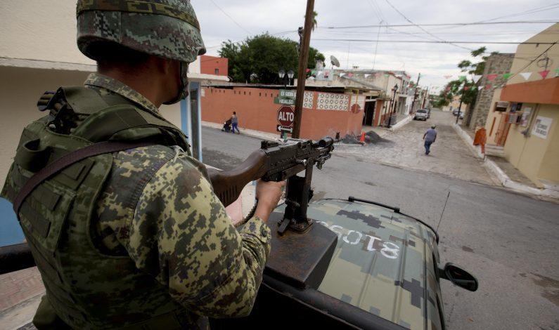 Ocho muertos, incluida una niña, en choques violentosen Matamoros