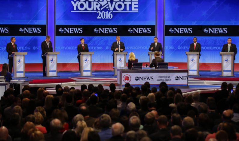 Aumenta rivalidad entre candidatos republicanos