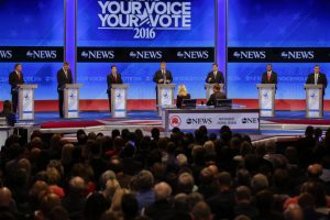 El tema migratorio ha vuelto a ponerse sobre la mesa entre los precandidatos republicanos a la presidencia de EU. Foto: AP
