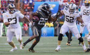 Fue la 35ta vez en que el Pro Bowl se disputó en el Aloha Stadium. La primera fue en 1980. Foto: AP