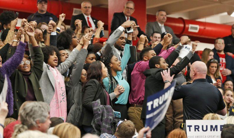 La retórica de la campaña republicana se hace más dura