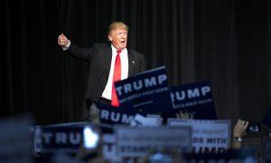 Donald Trump, candidato republicano a la presidencia de EU. Foto: Archivo