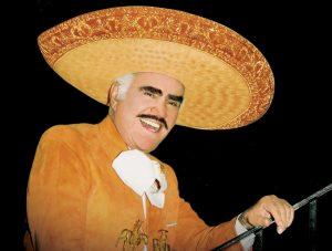 Vicente Ferna¦ündez se ha mantenido en el gusto de la gente por varias de¦ücadas. Foto Cortesi¦üa Sony Music