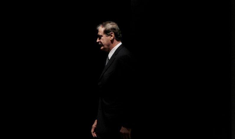 Mexicanos respaldan riña de ex presidente Fox con Trump