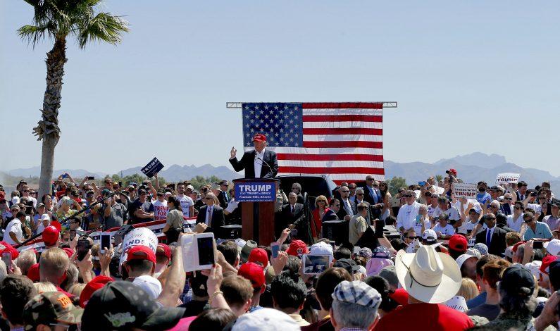 Niegan dos ciudades del norte de Texas permisos para mítines de Trump