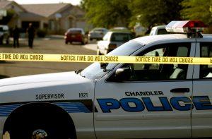 tras ser ubicado por la policía en una estación de gasolina, informaron autoridades locales.