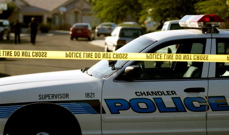 Asaltante se suicida tras verse descubierto por la policía en Chandler