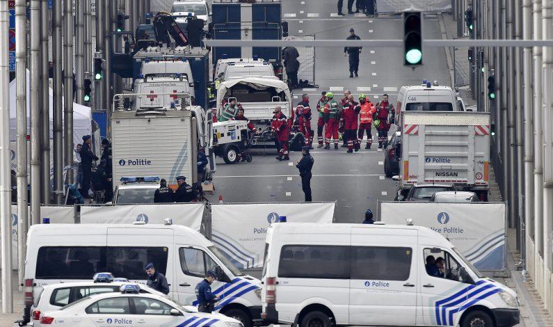 Grupo Estado Islámico se atribuye atentados en Bruselas