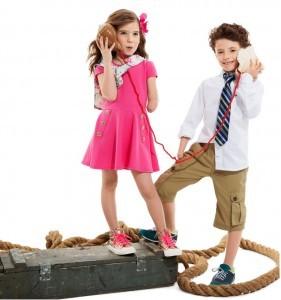 colección dirigida a llenar de color, estilo, y comodidad la moda de niños discapacitados.