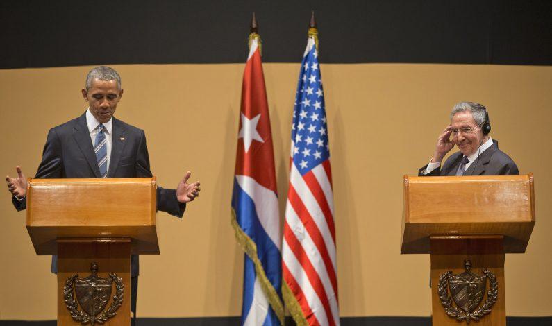 Castro pide a Obama levantar bloqueo económico