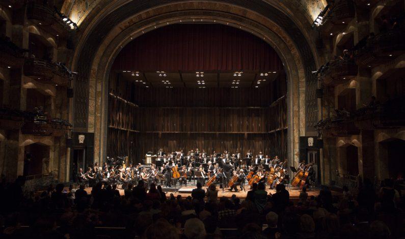 Abre la Orquesta Sinfónica Nacional el Festival del Centro Histórico de la Ciudad de México