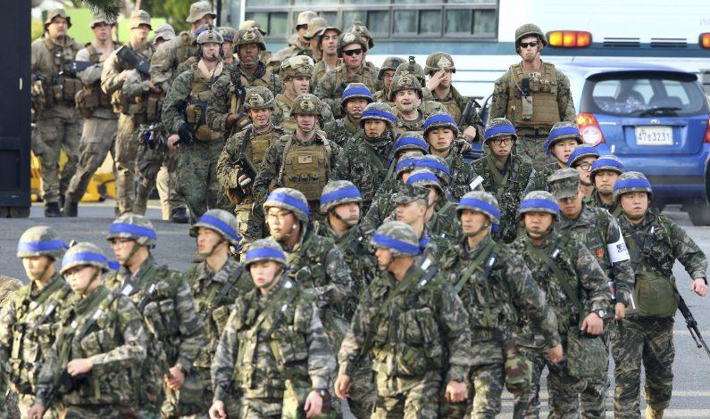Norcorea amenaza con ataques nucleares a EU y Surcorea