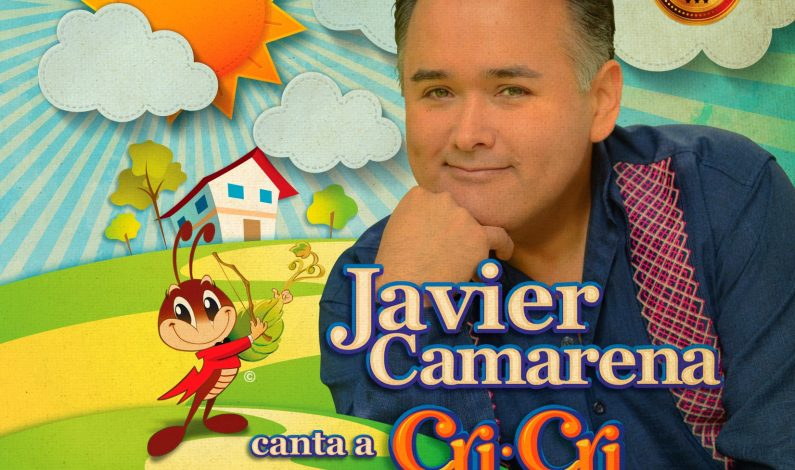 Javier Camarena le canta a Cri-Cri