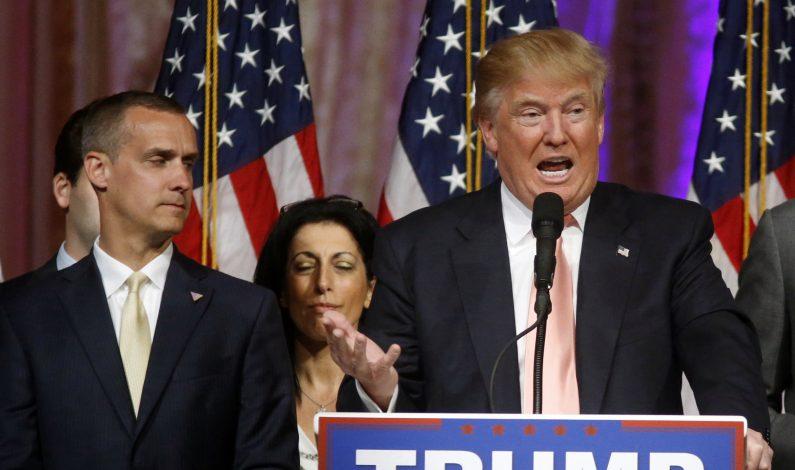 Fiscalía de Florida falla a favor de director de campaña de Trump