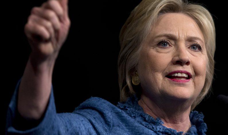 Hillary Clinton es primera candidata presidencial demócrata en EU
