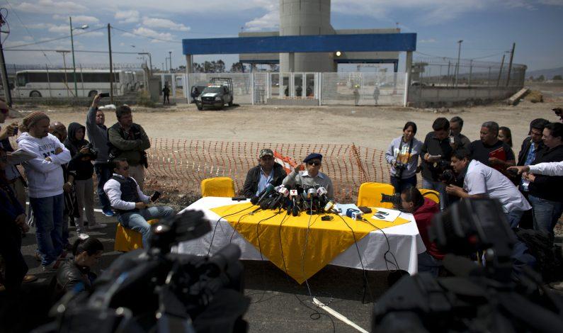 """México ve plan para intentar relajar vigilancia a """"El Chapo"""""""