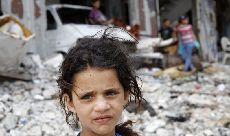 Niños, la mitad de los 65 millones de refugiados en el mundo: ACNUR