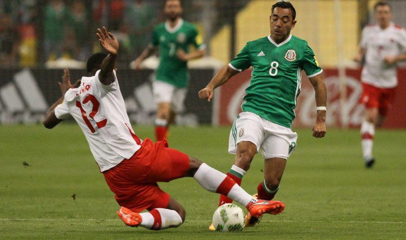 México vence 2–0 a Canadá y está ya en el hexagonal final de Concacaf