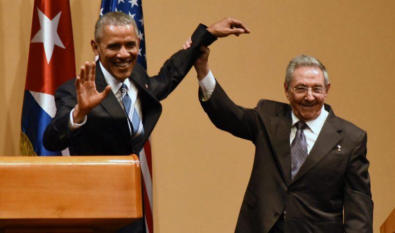 Obama confía en el fin del embargo económico sobre Cuba