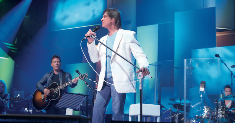 "Roberto Carlos estrena el video de ""And I Love Her"", un tributo a The Beatles"