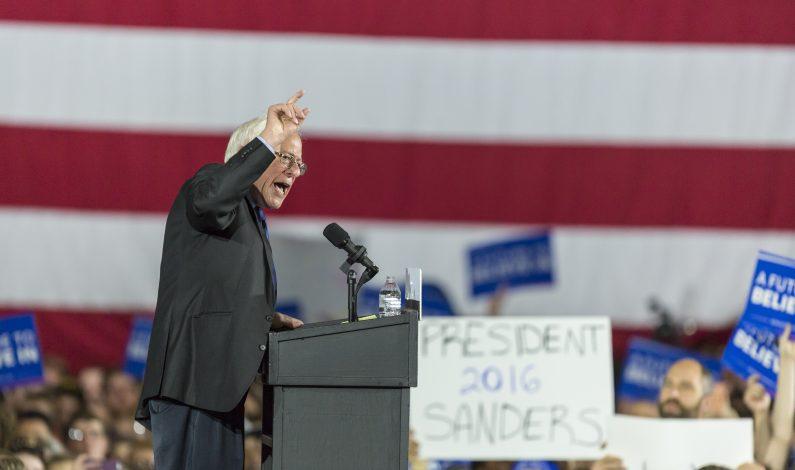 Sanders gana en Washington, Alaska y Hawaii