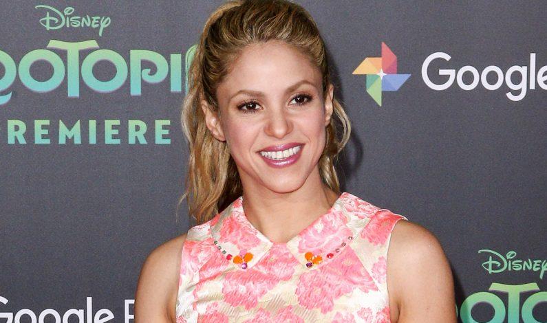 Shakira lanza nueva app bilingüe para padres