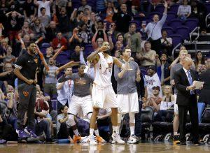 Los Suns de Phoenix jugarán dos partidos en México. Foto: Archivo