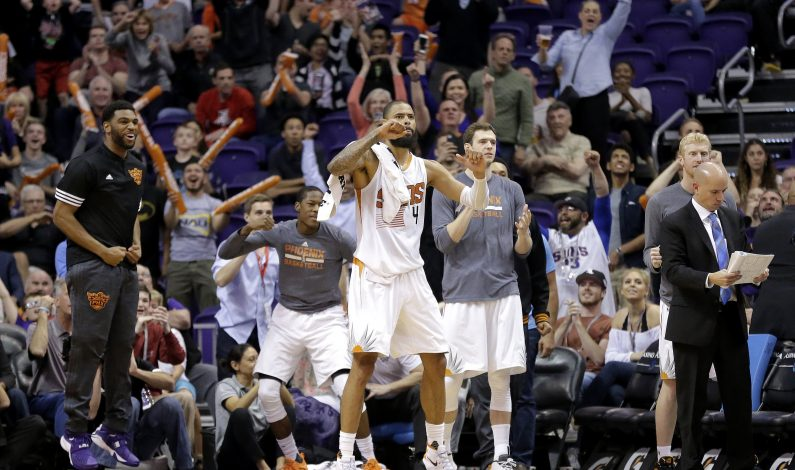 Suns de Phoenix enfrentará a Mavericks y Spurs en Ciudad de México