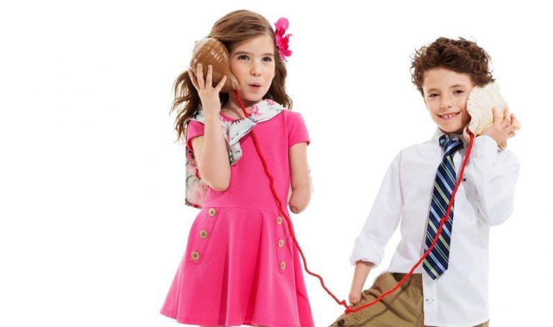 Tommy Hilfiger crea colección de primavera para niños con necesidades especiales