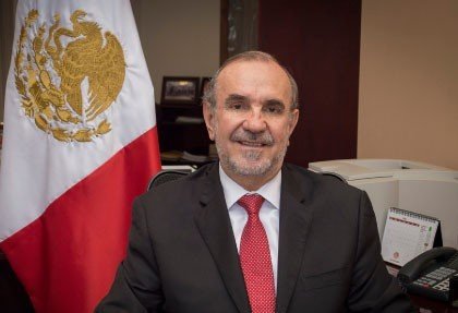 México nombra nuevo embajador en EU