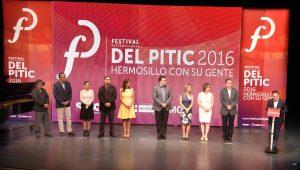 El Festival Internacional del Pitic 2016 contará con 21 foros en los que se presentarán más de 100 funciones distintas. Foto: Tomada de Twitter