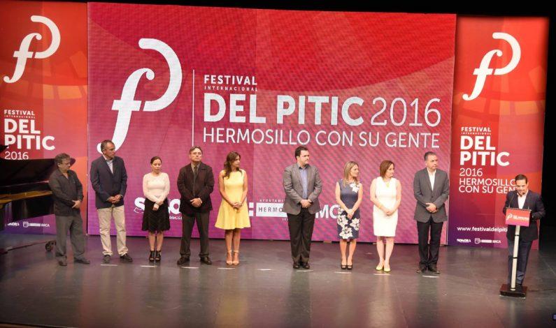 Festival Internacional del Pitic se realizará en Hermosillo