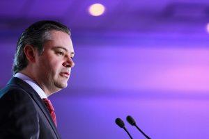 Aurelio Nuño Mayer, secretario de Educación Pública. Foto: Notimex