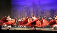 Colombia, país favorito para el Ballet Amalia Hernández: Santunez