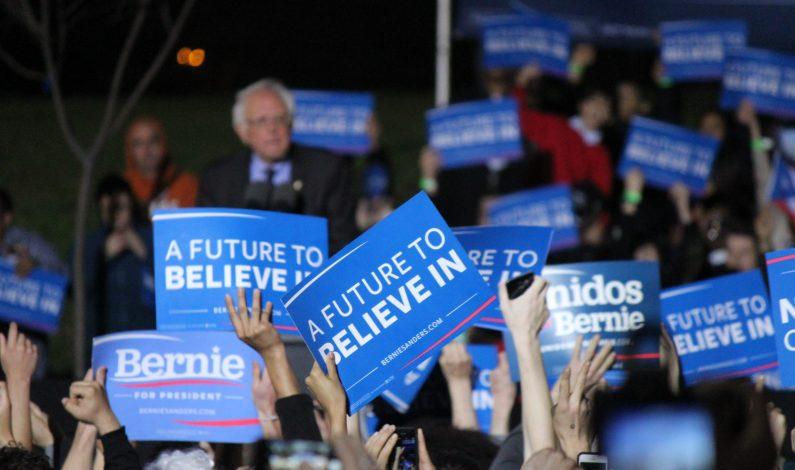Bernie Sanders gana asamblea electoral de Wyoming