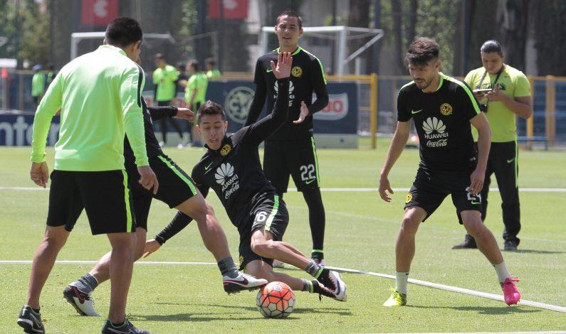 "América recupera a jugadores para final de vuelta de ""Concachampions"""