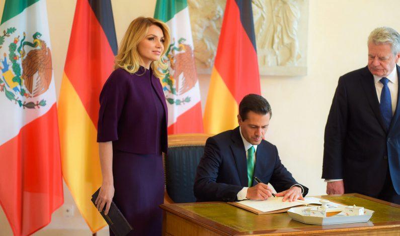 México y Alemania refrendan voluntad para elevar nivel de diálogo y cooperación
