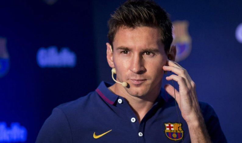 Messi investigado nuevamente por posible fraude fiscal
