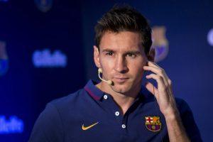 60103040. México, 3 Ene 2016 (Notimex-Archivo NTX).- El argentino Lionel Messi es considerado como uno de los mejores jugadores de futbol de la historia, ha demostrado una y otra vez su calidad desde el inicio de su andar deportivo. NOTIMEX/FOTO/ARCHIVO NTX/HUM