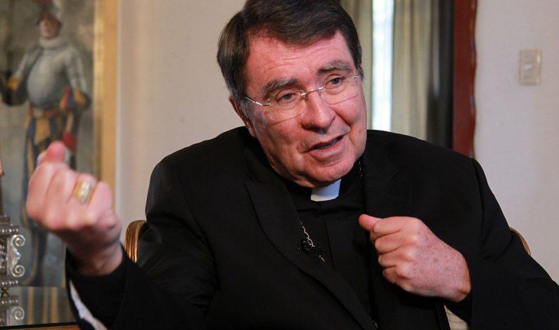Papa promueve a nuncio en México como embajador vaticano en EU