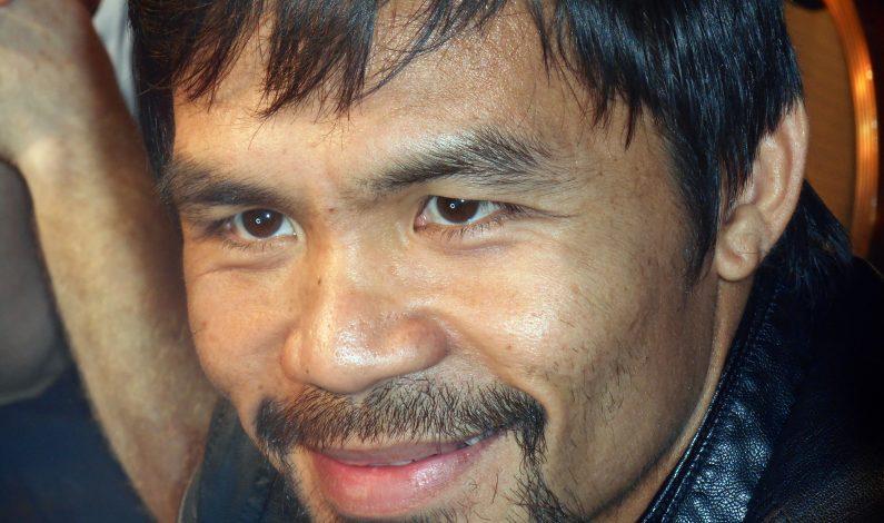 Manny Pacquiao asegura que se va, pero deja abierta puerta al regreso
