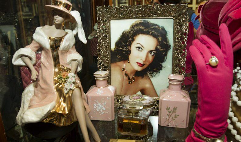"""Museo """"La Doña"""" mantiene viva la imagen de María Félix"""