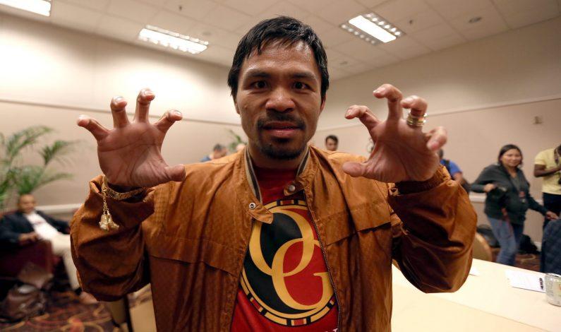 Manny Pacquiao dejó un gran legado, considera Mauricio Sulaimán
