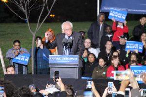 El viaje de Sanders al Vaticano sucederá en el marco de la agresiva campaña que el senador ha lanzado rumbo a las elecciones primarias del estado de Nueva York, programadas para el próximo 19 de abril. Foto: Notimex