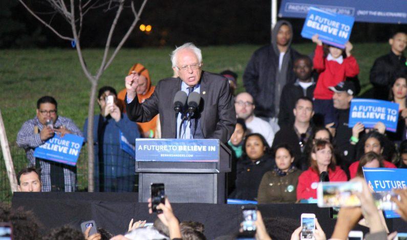 Acepta Bernie Sanders invitación de Papa Francisco al Vaticano