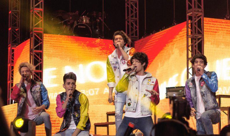 CD9 realiza concierto ante 18 mil fans