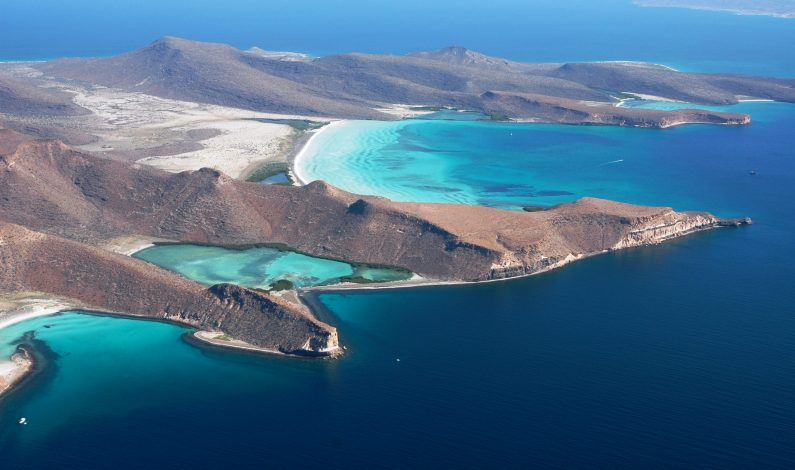 Las playas Balandra y Del Amor, entre las predilectas de las costas mexicanas