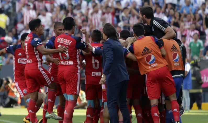 Guadalajara recibe al América en primer capítulo de cuartos de final