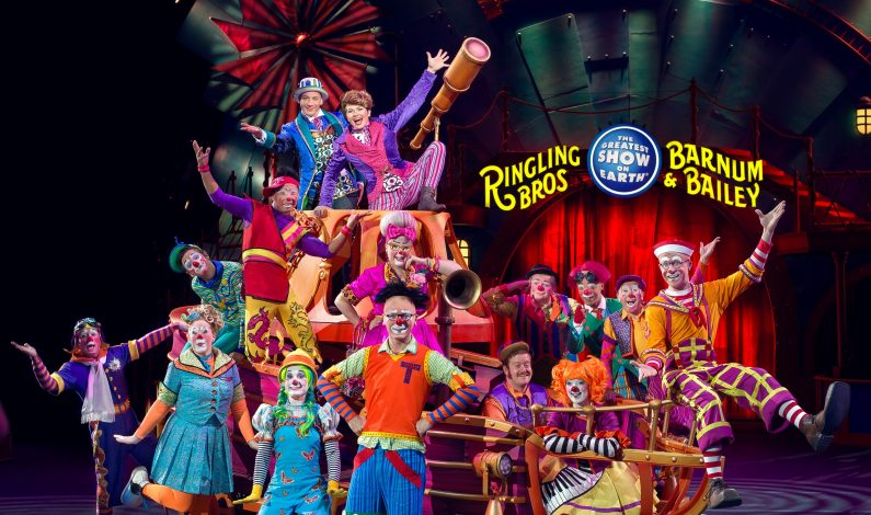 Circo Ringling Bros Xtreme viene a Phoenix